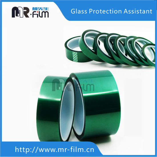 High Temperature Green Tape pictures & photos