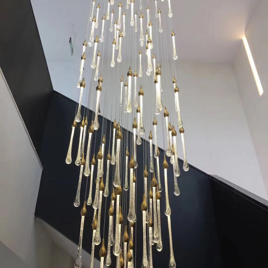 Staircase Chandelier Ceiling Hanging