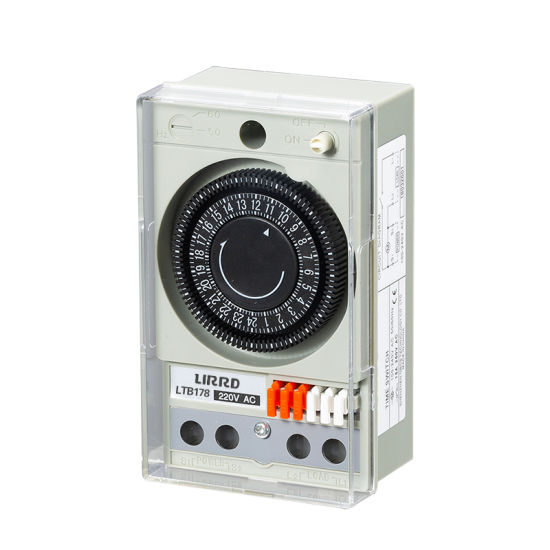 Tb178 24 Hour Mechanical Time Control Switch with No Battery