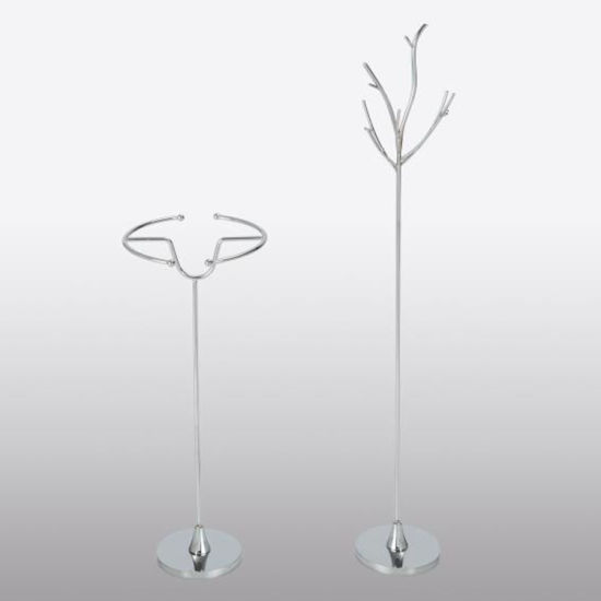 Metal Fashion Desktop Display Stand for Stores