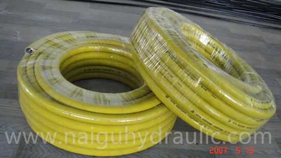 High Pressure Industrial Rubber Hose Air Conditioner Hose pictures & photos