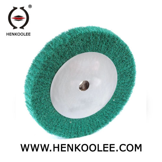 Non Woven Wheel (Create Grinding Expert) pictures & photos