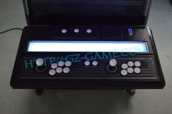 Newest Arcade Cabinet Fighting Simulator Machine pictures & photos
