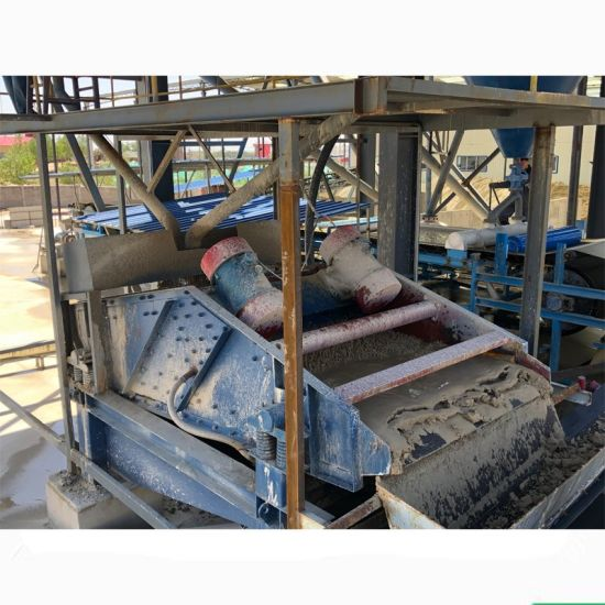 Quartz Sand Special Dewatering Screen for Sale