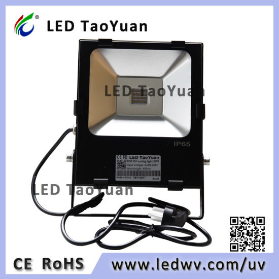 UV LED Curing Lamp 50W High Power 405nm pictures & photos