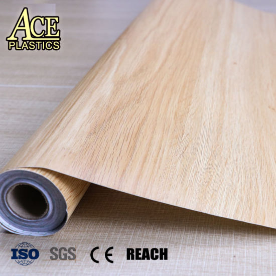 Pvc Decorative Foils For Plywood Flat
