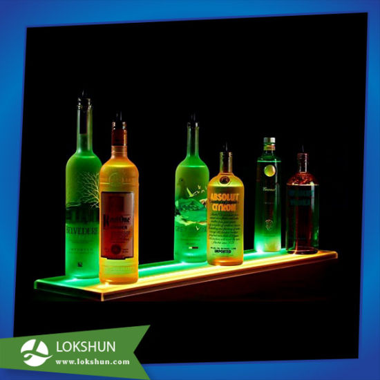 Silk Screen Printing Acrylic Lightbox Plinth, Plexiglass LED Box Display pictures & photos