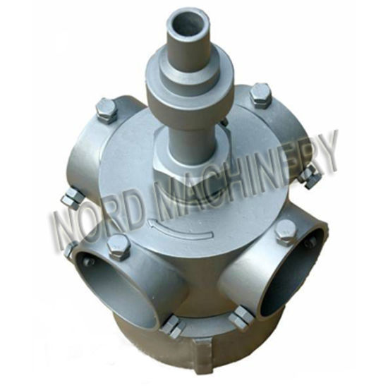 Die Casting Aluminum Alloy Water Distributor pictures & photos