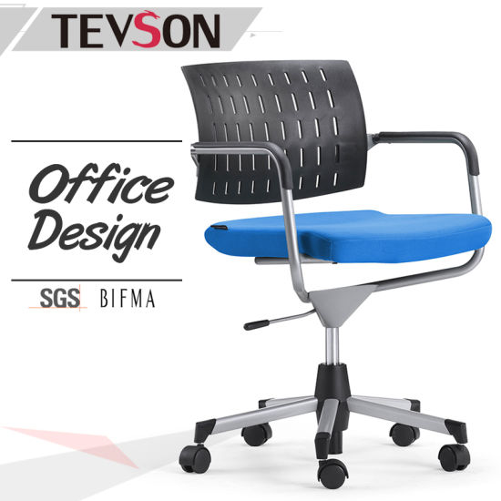 china swivel rolling plastic low back computer task office chair
