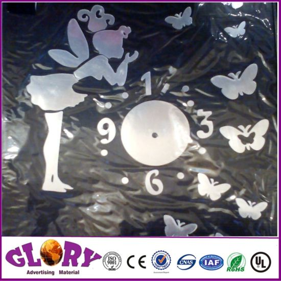 Plastic PMMA Silver and Golden Acrylic Mirror Sheet pictures & photos