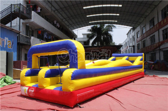Inflatable Sports Bungee Run Game Chsp134b