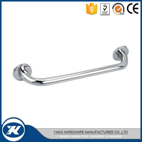 China Yako Bathroom Hardware Commercial Hotel Shower Glass Door - Commercial bathroom door handle
