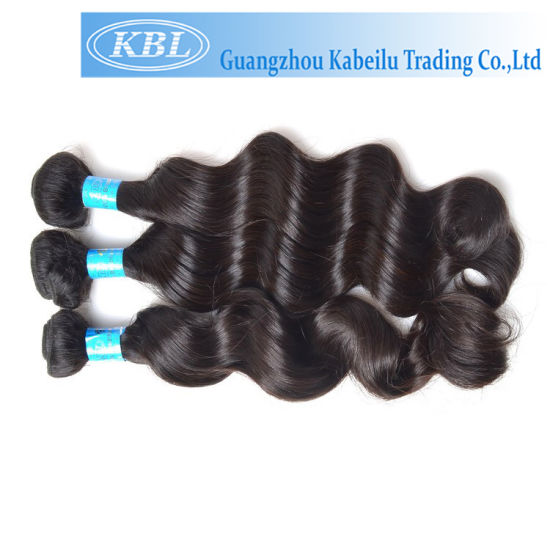 Zigzag Weft Human Darling Soft Dread Hair Extension 27 Inch pictures & photos