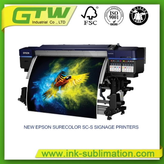 Large Format Eco-Solvent Printer S-Series S60600 for Banner Printing pictures & photos