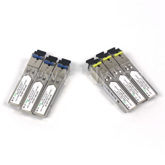 1.25g/2.5g/10g 40km/80km Ddm Transceiver SFP Module pictures & photos
