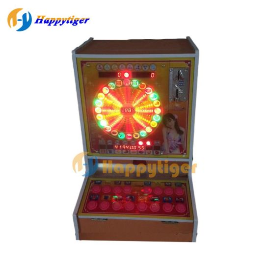 China Africa Hot Sale Arcade Fruit Mario Slot Gambling Game Machine