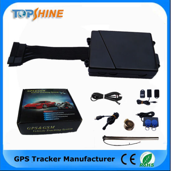 Smart Bluetooth Car Alarm Anti Theft 3G 4G GPS Tracker pictures & photos