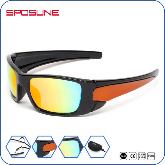 b0e8dffb43 High Quality Coating Impact Resistance Cycling Sunglasses Polarized  pictures   photos
