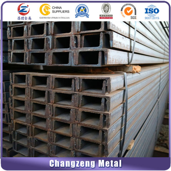 ASTM Ss400 Galvanized Structural Channel Steel Bar (CZ-C105) pictures & photos