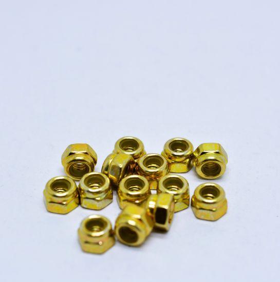 Carbon Steel Hex Nylon Self-Lock Nut