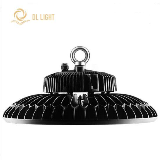 Aluminum 50W/100W/120W/150W/200W/250W/300W UFO Industrial LED High Bay Light