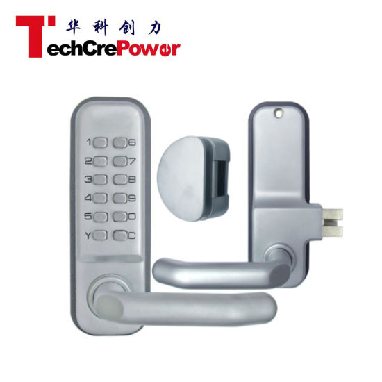 Push Button Digital Keypad Mechanical Code Lock pictures & photos