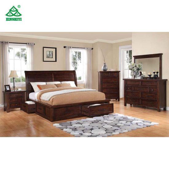 Bed Setodern Bedroom Furniture