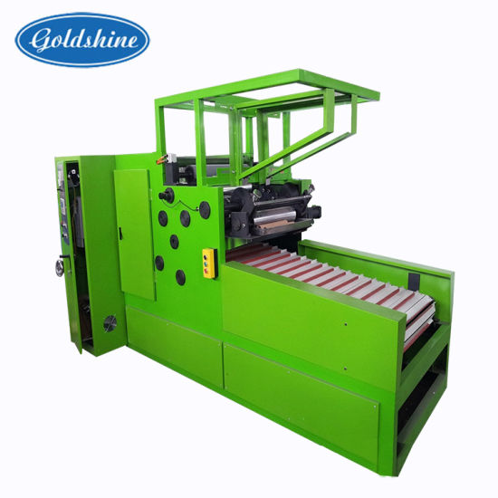 Household Aluminum Foil Cutting and Rewinding Machine pictures & photos