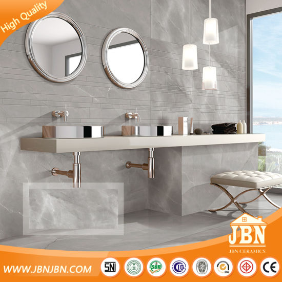 Big Size 900X1800mm Marble Design Glossy Glazed Polished Porcelain Ceramic Floor Tile (JM918031D)