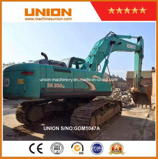 Kobelco Excavator Sk330-8/Sk200/Sk210/Sk350/Sk260/Sk280/Sk250-8 Japan  Excavator
