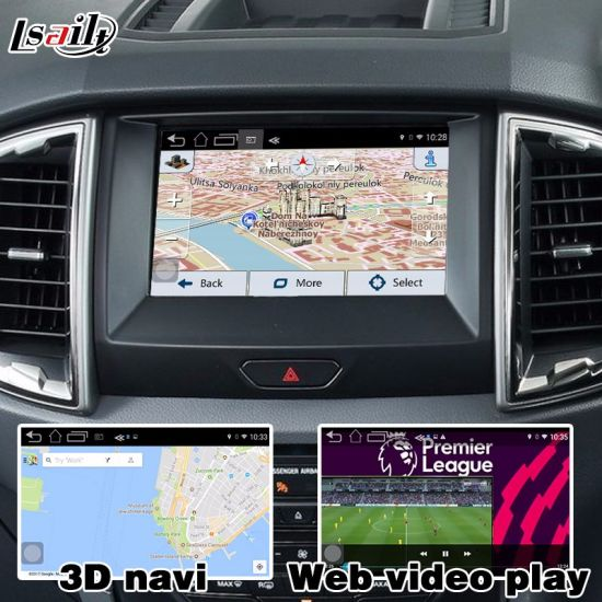 china android 6 0 navigation box for ford ranger everest with sync 3 system video interface. Black Bedroom Furniture Sets. Home Design Ideas