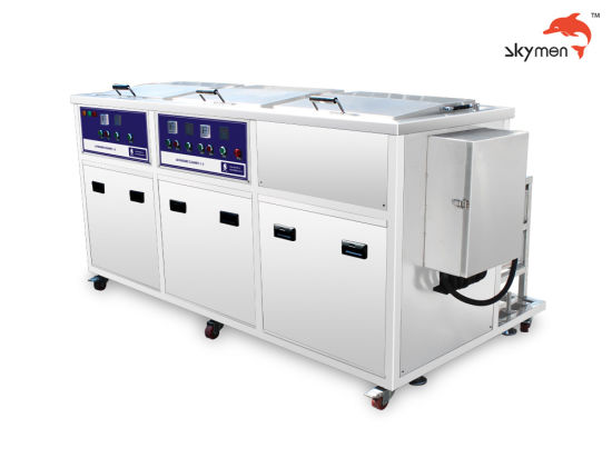 Industrial Ultrasonic Cleaner for Automotive Transmission Case Workshop Ultrasonic Cleaner