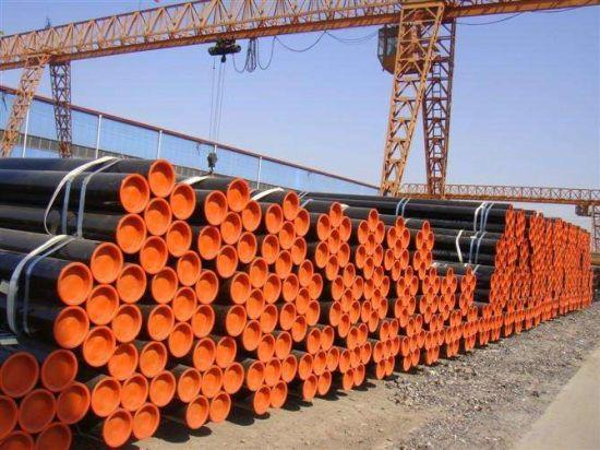 ASTM A106gr. B/A53gr. B Seamless Steel Tube