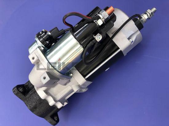 3050692/4921411/5258276/M100r2003se Starter Alternator for Diesel 6b5.9-C/Weichai 615 Engine Parts