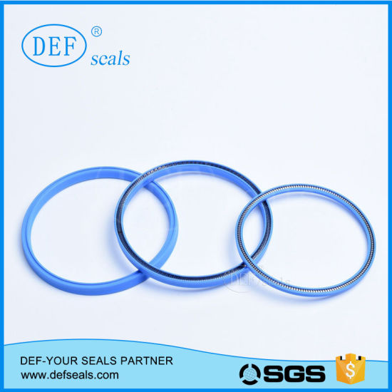 Teflon Spring Energized Seals for Mobile Hydraulic pictures & photos