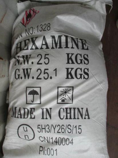 Hexamine 99% White Crystal Hot Sale