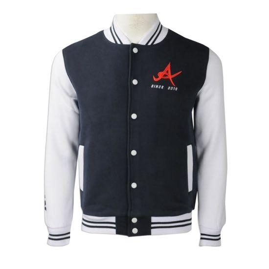 Wholesale New Design Custom Varsity Jacket for Men