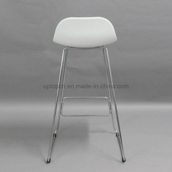 Brilliant China Elegant Metal Leg Plastic Bar Stool Sp Bs318 China Andrewgaddart Wooden Chair Designs For Living Room Andrewgaddartcom