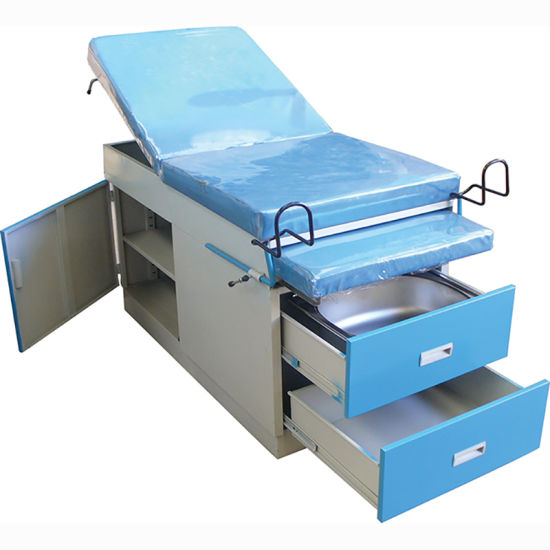 Medical Equipment Universal Obstetric Delivery Table pictures & photos
