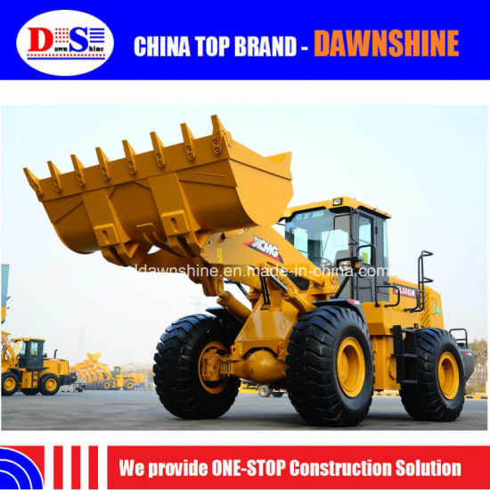 Chinese 3m3 Bucket 5 Ton Wheel Loader Price Zl50gn pictures & photos
