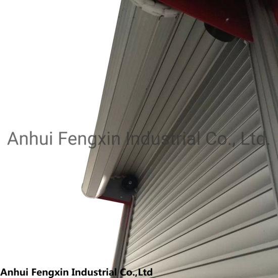 Fire Fighting Truck Security Proofing Aluminum Roll up Door