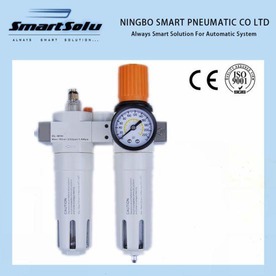 Dl Mini Series Pneumatic Air Source Treatment Unit Air Filter