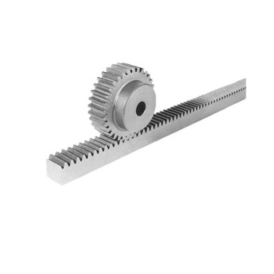 Hot Sale Custom Stainless Steel Gear Rack Metal Rack Pinion Gear