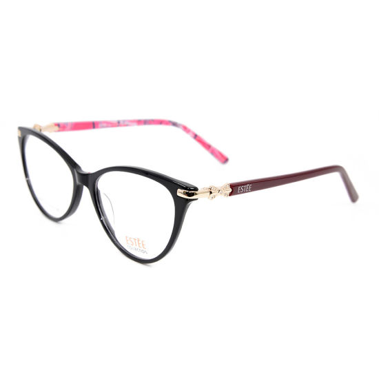 dbefab96aca3 Wholesale New Design Acetate The Latest Glasses Frames for Girls Optical  Eyewear
