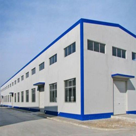 China Fireproof Paint Steel Structure Frame Project Design - China ...