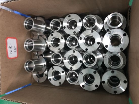 High Precision CNC Machined Carbon Steel Machinery Parts