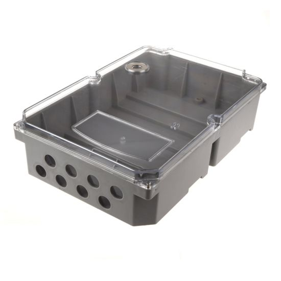 Outdoor Custom Plastic Pieces Molding Injection Parts