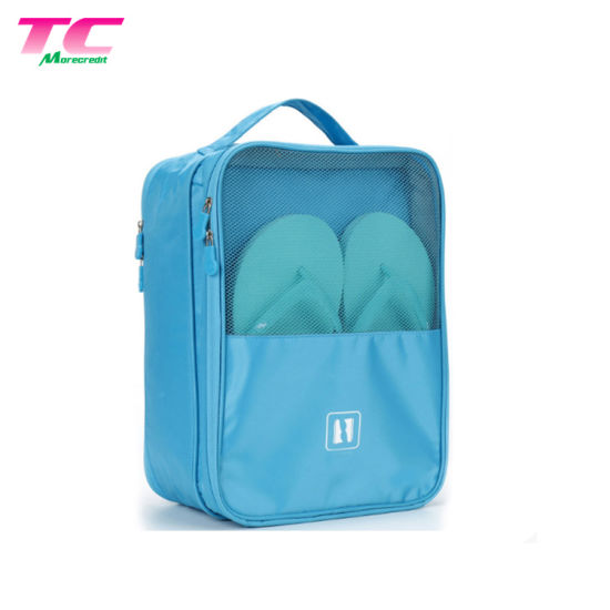 ae25b5a514ce China Large Capacity Outdoor Waterproof Portable Travel Shoe Storage ...