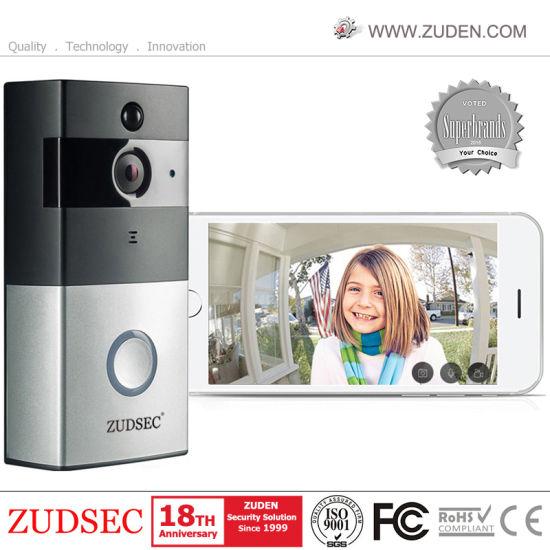 China 7 Color Video Door Phone Intercom System China Intercom
