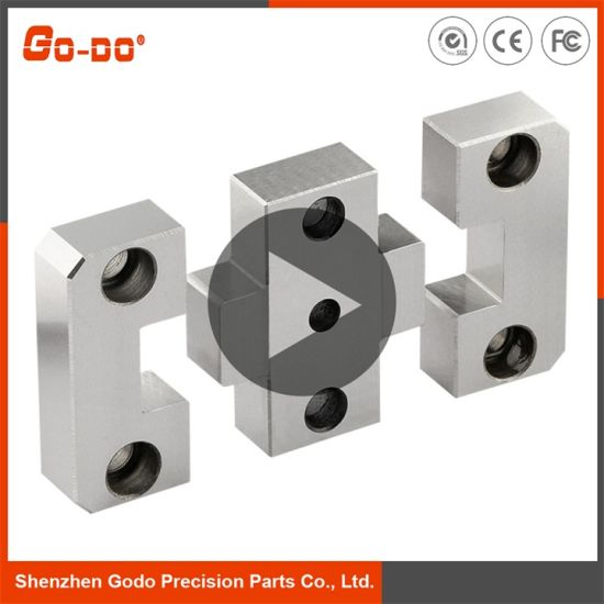 E1308 Positioning Location Lock Block Mould Parts